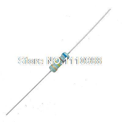 500x680 K Ohms OHM 1/2 W resistencia de película de carbono 1/2 vatios 5%