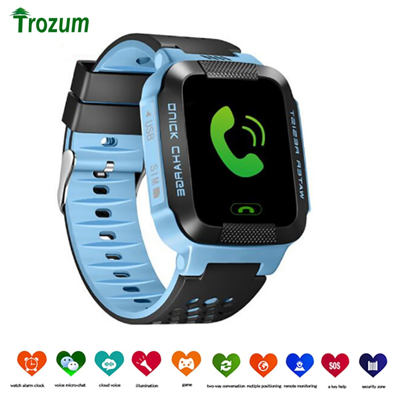 Q528 y21 q42 gps crianças relógio inteligente com câmera lanterna relógio de bebê chamada sos dispositivo localização rastreador miúdo seguro vs q750 q100