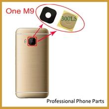 Оригинальное стекло задней камеры для HTC One M9/One M8/One M7, стекло объектива задней камеры с наклейкой Adhensive, запасные части