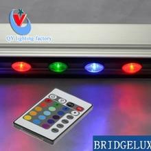 10pc/lotFedexDHL LED Spotlight 36W RGB LED Wall Washer wash Light landscape lines square flood Spot building lamp