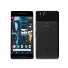 EU Version Google Pixel 2 4G LTE 4GB RAM 64GB/128GB ROM Mobile phone 5 inch Snapdragon 835 Octa Core 2700mAh Battery Smart phone