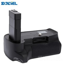 Meike MK-D5300 Multi-Power Vertical Battery Grip Pack for Nikon D5300 D3300 DSLR Camera as EN-EL14