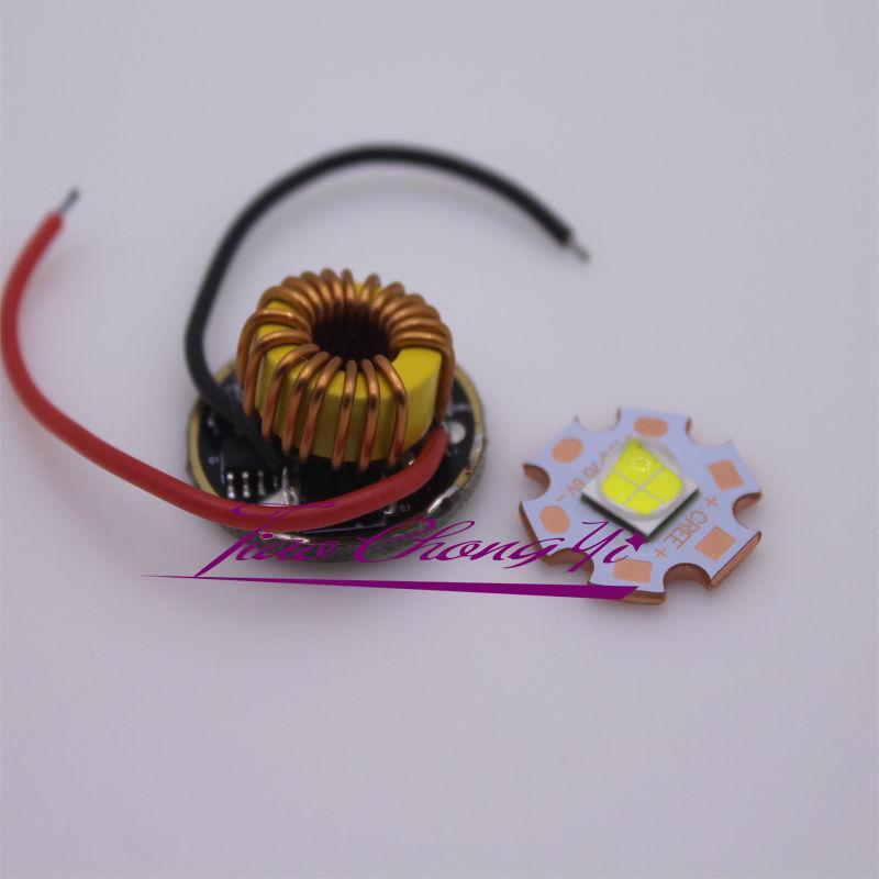 Cree XLamp XHP70 холодный белый Светодиодный 6 в + 5 режимов затемнения светодиодный фонарик