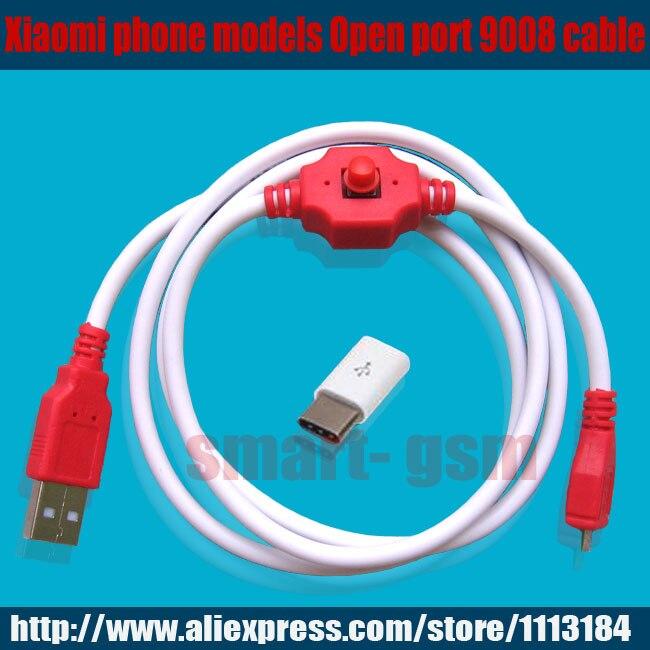 Разблокированный кабель EDL BL 9008 поддерживает все замки с бесплатным адаптером