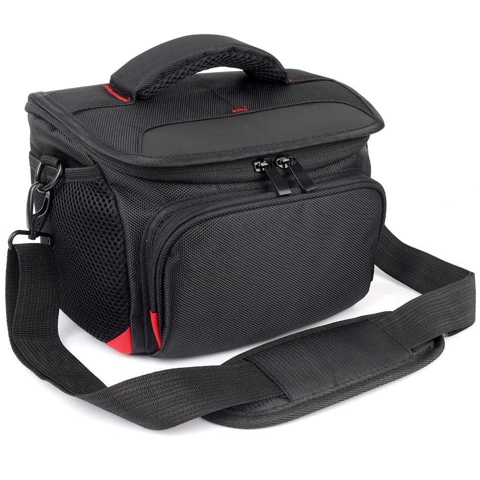 Cámara DSLR bolsa impermeable funda para hombro para Canon EOS R 4000D 2000D 1300D 1200D 1100D 1000D 800D 760D 750D 700D 650D 600D 550D