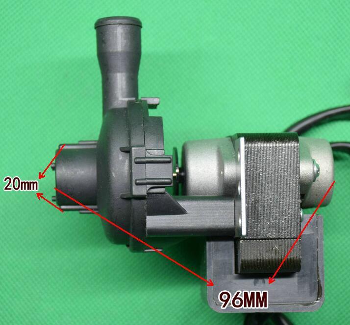 Piezas de aire acondicionado bomba de drenaje A/C boquilla pequeña o grande