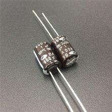 10 pièces 1uF 400V SAMWHA BA série 8x12mm 400V1uF condensateur électrolytique en aluminium