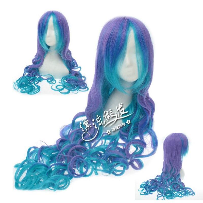 vocaloid-contra-el-holic-100cm-azul-morado-mezcla-ondulado-sintetico-largo-cabello-pelucas-de-cosplay-gratis-peluca-gorro
