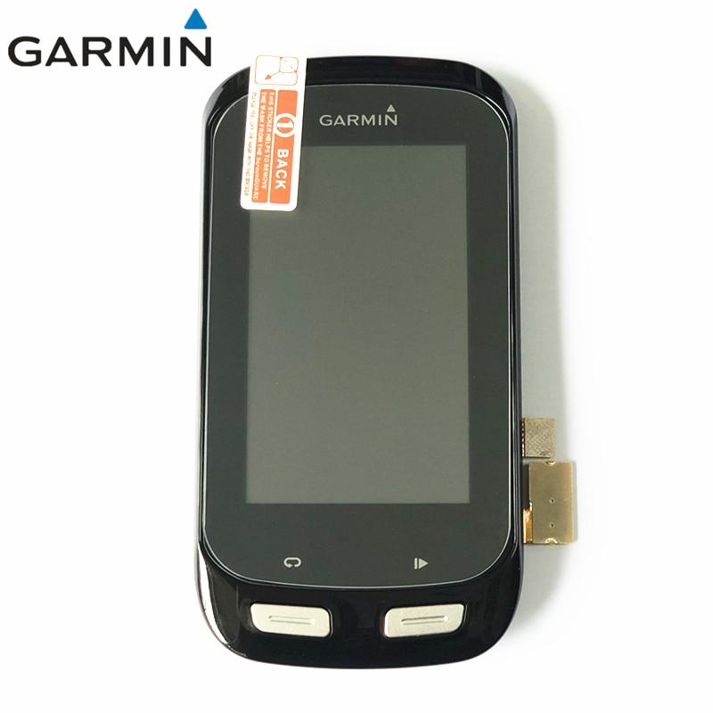 GARMIN EDGE 1000 велосипедный GPS Оригинальный Полный ЖК-экран ЖК-дисплей экран с сенсорным экраном дигитайзер Ремонт Замена