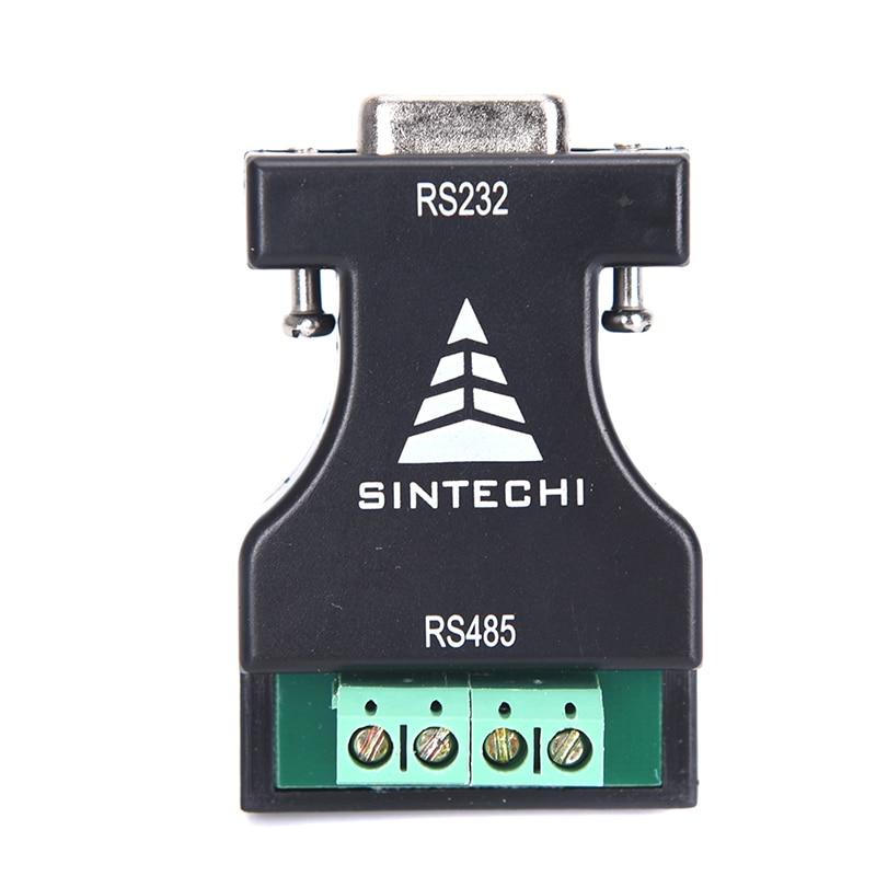 RS-232 RS232 a RS-485 RS485 interfaz convertidor de adaptador Serial