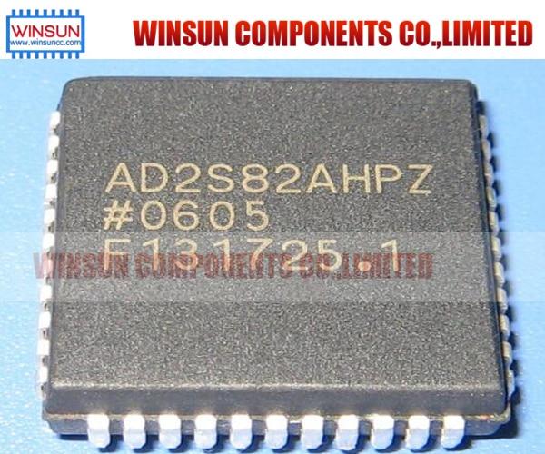1pc ad2s82ahpz plcc ad2s82 novo original
