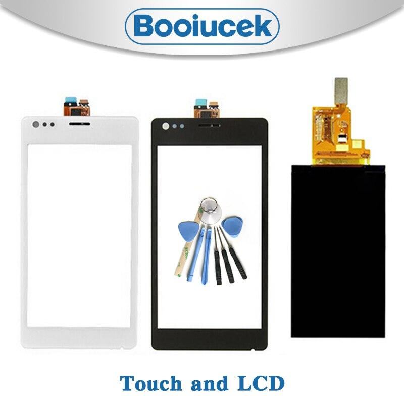 Pantalla Lcd de alta calidad de 4,0 pulgadas para Sony Xperia M C1904 C1905 con reemplazo o reparación de Sensor de Digitalizador de pantalla táctil