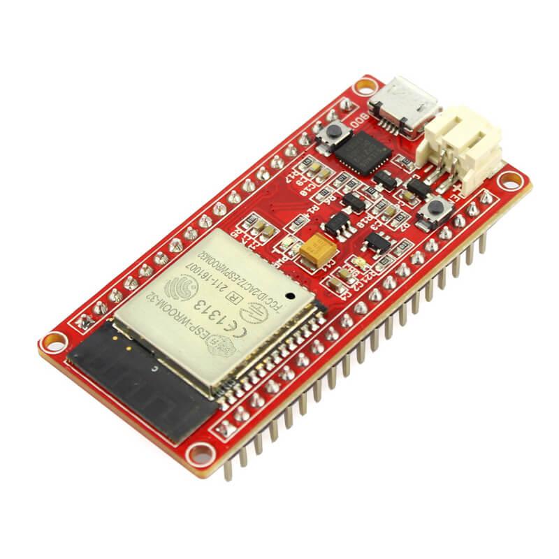 Elecrow ESP32 wifi IOT Development Board ESP-WROOM-32 Lua WIFI Bluetooth NodeMCU IoT Programable Wireless Module DIY Kit
