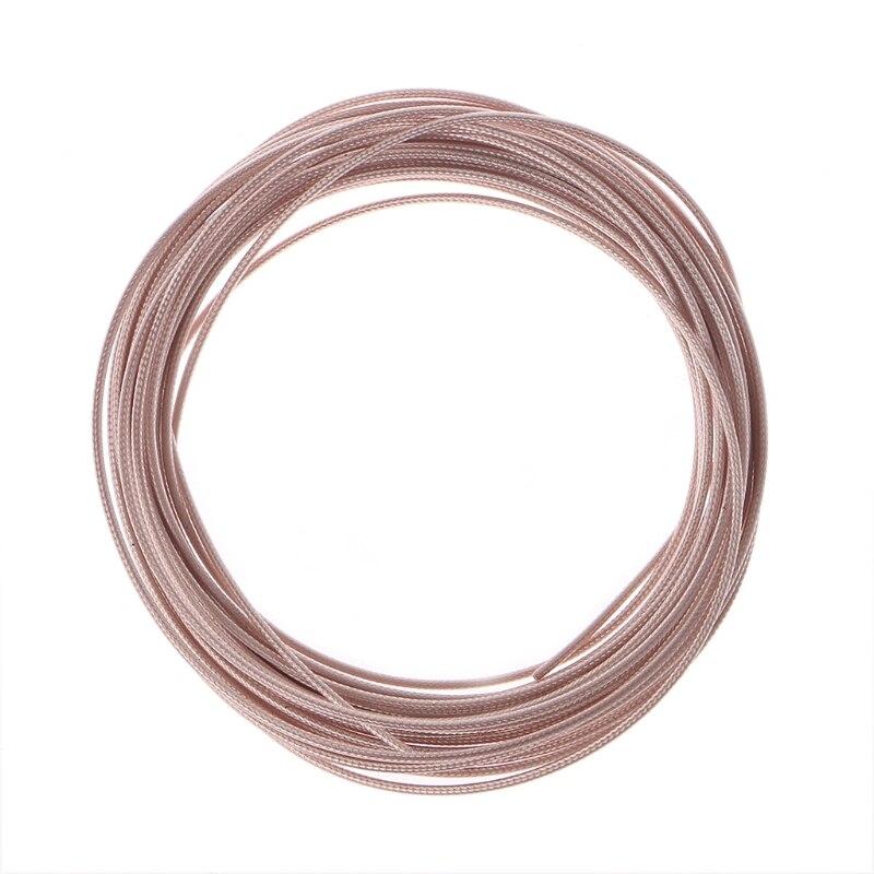 10 м RG316 кабель RF коаксиальный кабель 2,5 мм 50 Ом 30 футов для обжимного разъема W315
