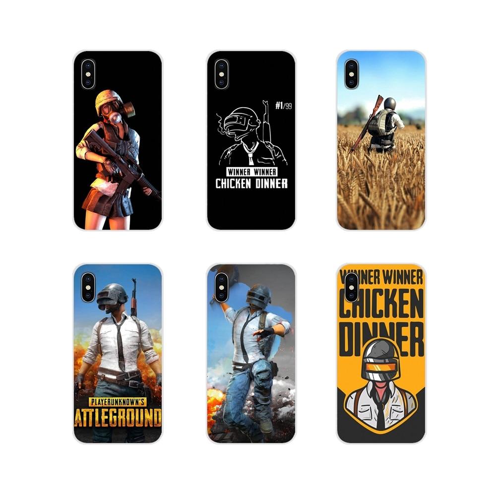 PUBG ganador para Huawei P8 9 Lite Nova 2i 3i GR3 Y6 Pro Y7 Y8 Y9 primer 2017 de 2018 de 2019 accesorios fundas de teléfono