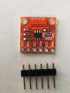 Free shipping 10pcs  MCP4725 I2C DAC  12 Bit 2.7V-5.5V