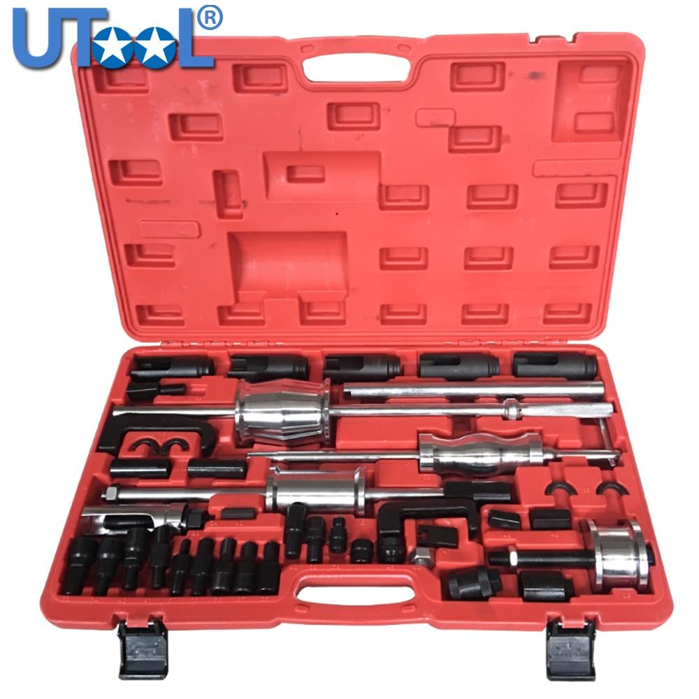 Extractor principal de inyectores diésel, herramienta extractora, Extractor de inyectores utilizado para Mercedes, Audi, BMW, Extractor