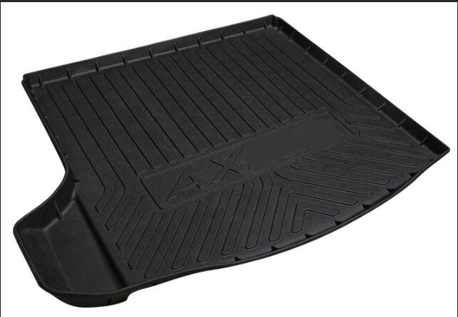 Para Mazda 3 Axela esteras para maletero personalizado coche trasero maletero almacenamiento Mat Cargo bandeja maletero protector impermeable Pads Mat