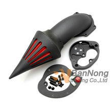 Filtre à Air de filtre dadmission de filtre à Air de pointe modifié par moto pour le carburant classique de Kawasaki Vulcan VN1500 VN1600 injecté