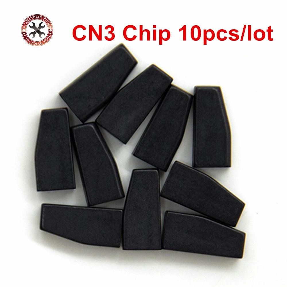 CN3 Copia ID46 circuito integrato del risponditore automatico YS30 ripetizione clone da CN900 o ND900 auto Circuiti Integrati Chiave, 10 pz/lotto, trasporto libero