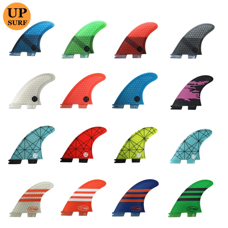 quilhas fcs2 G5/G7 surfboard fins paddle surf sup fcs 2 board stand up wassersport