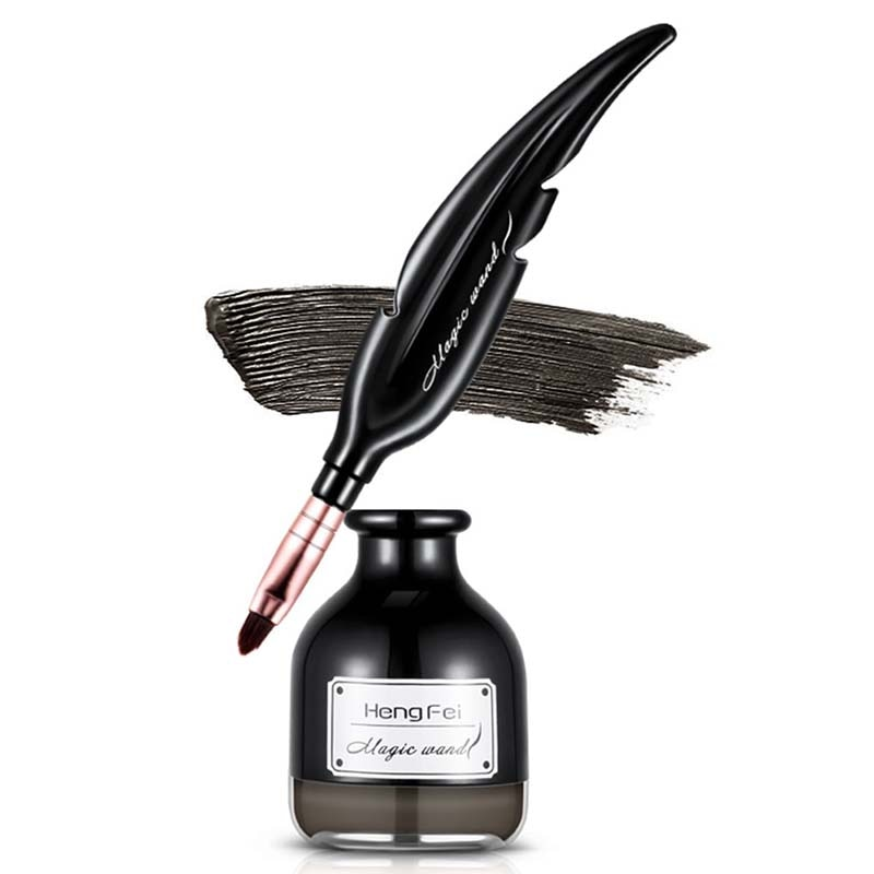 Cojín de aire tinte crema de cejas Natural tridimensional tinte resistente al agua crema de cejas