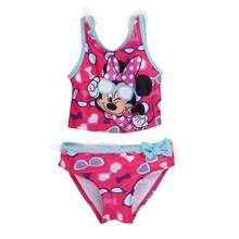 Été nouveau bébé filles deux pièces maillots de bain enfant en bas âge dessin animé bain Tankinis Bikini maillots de bain maillot de bain 3-7T