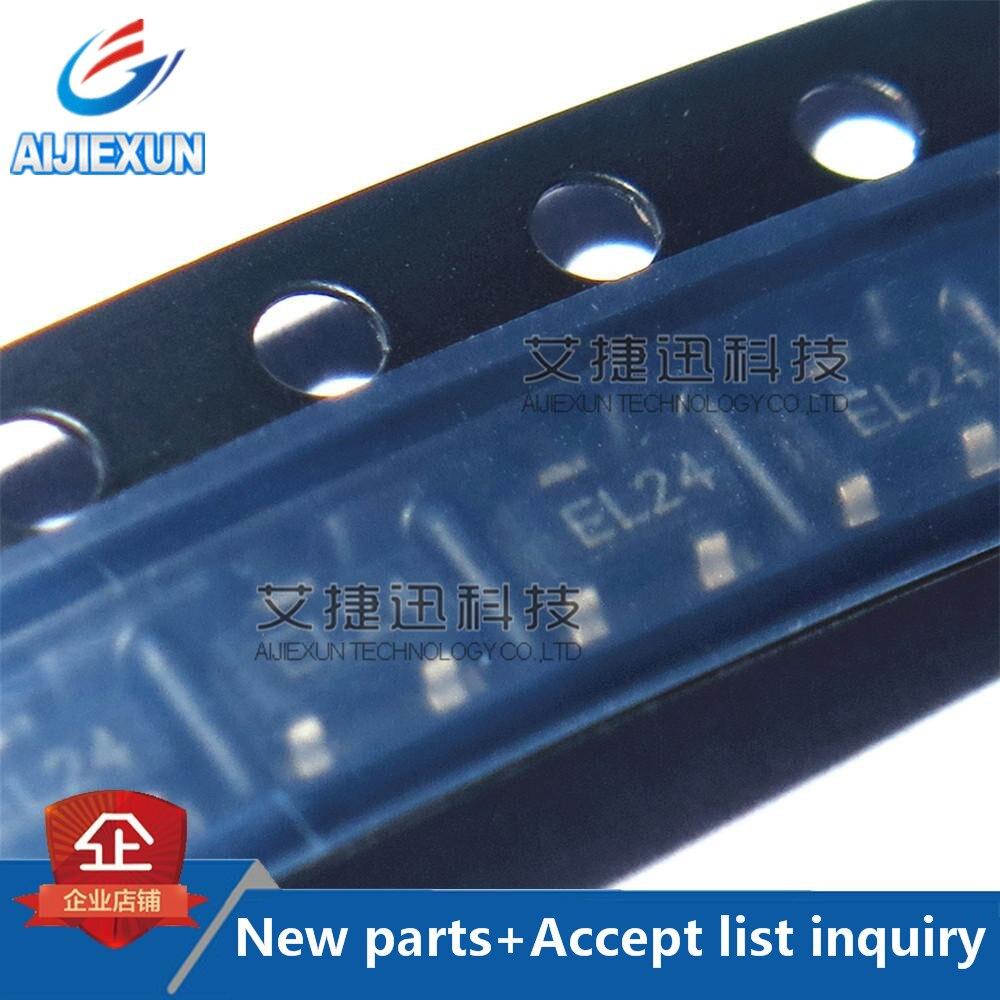 50 Uds. En stock ESDCAN24-2BLY ESDCAN24 silk-screenEL24 SOT23 supresor de voltaje transitorio para CAN bus 100% nuevo y original