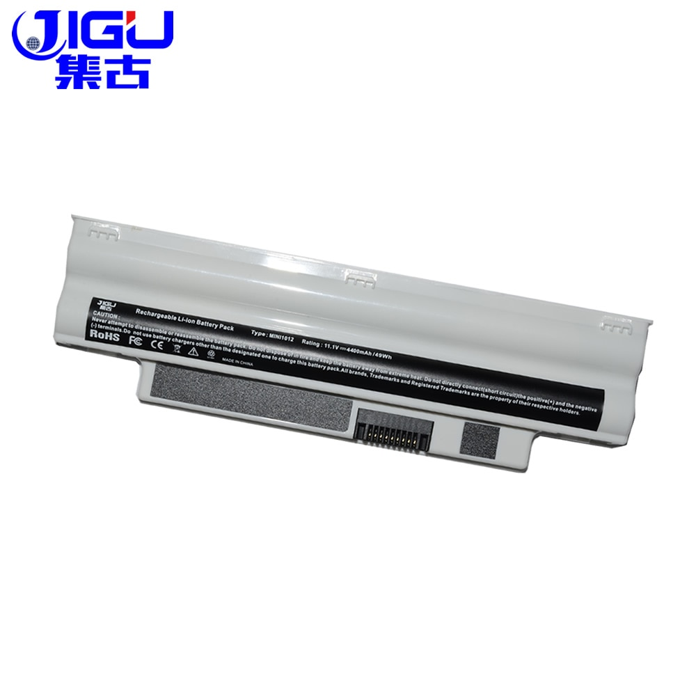 JIGU New 6cell Laptop Battery 3K4T8 8PY7N 2T6K2 854TJ 312-0966 312-0967 For DELL Inspiron Mini 1012