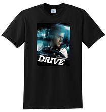 *NEW* DRIVE T SHIRT 2011 movie bluray poster tee Mens T-Shirt Summer O Neck Cotton 2018 Hot Sale Super Fashion