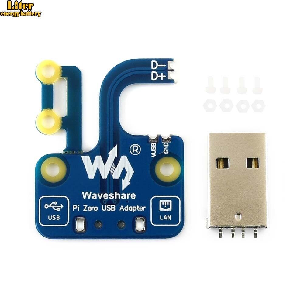 USB адаптер Pi Zero дополнительный фоторазъем для Raspberry Zero/Zero W/Zero WH подключите к