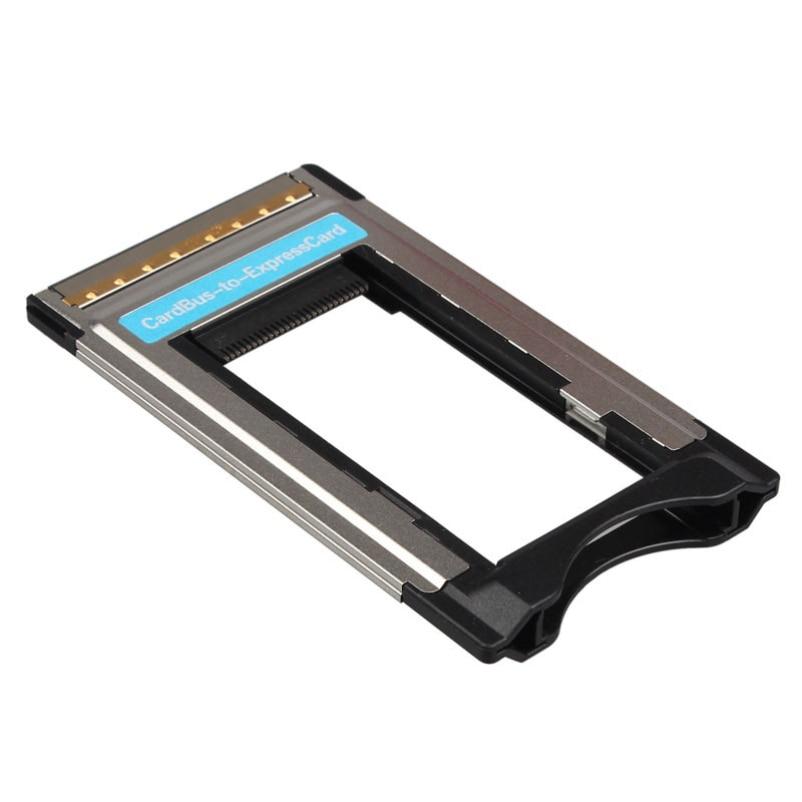 10 шт./лот экспресс-карта ExpressCard для PCMCIA PC Адаптер конвертера для карт 34 мм до 54 мм