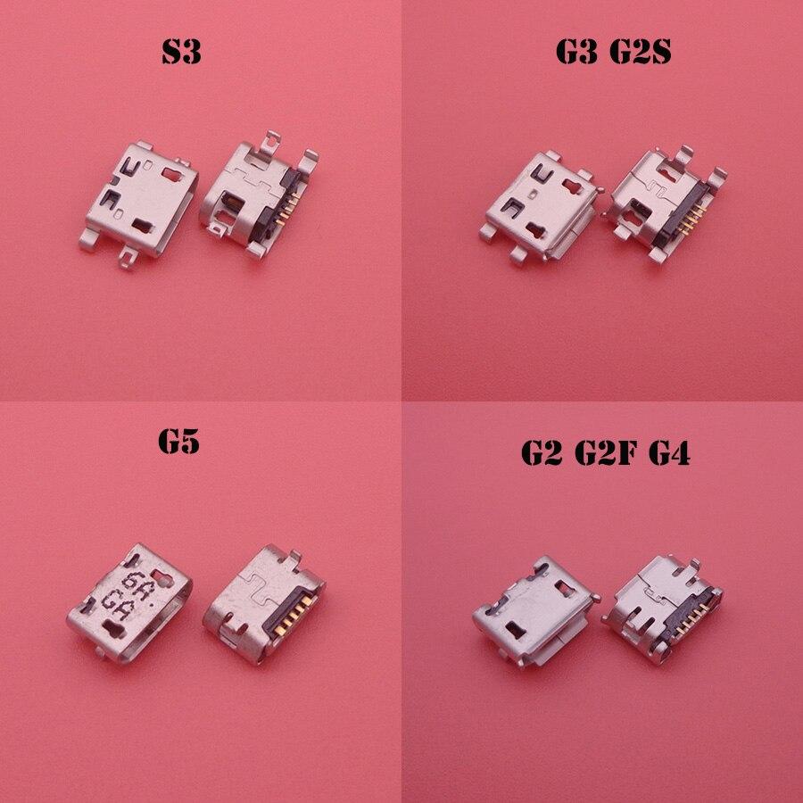 2 шт. для JiaYu S3 G2 G4 G5 G3 G2S G2F USB Micro USB для синхронизации данных разъем для зарядного порта универсальный Рог ноги 7,2 мм DIP