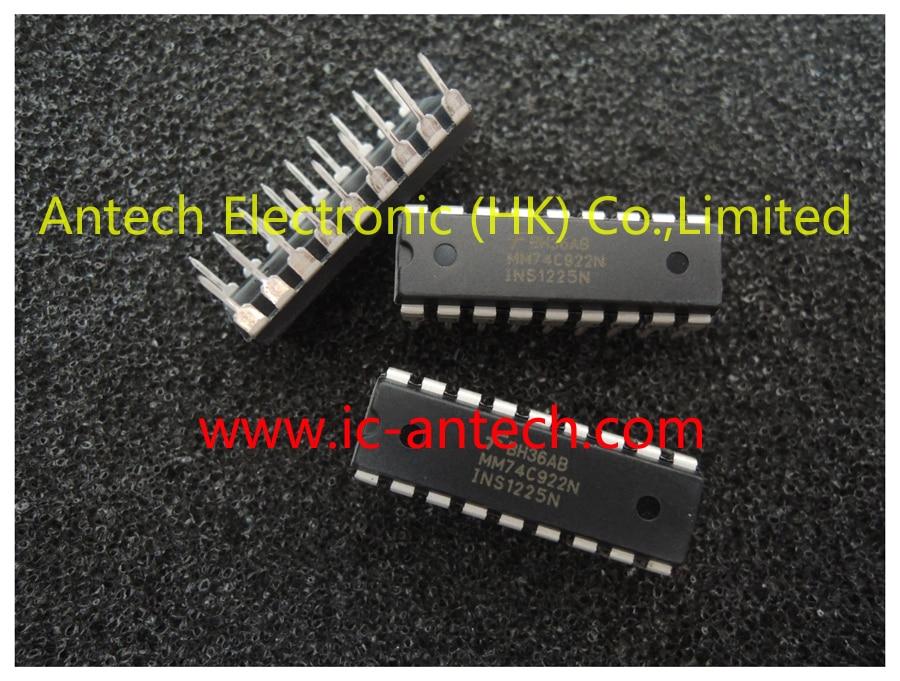 MM74C922N IC ENCODER 16-TASTEN-RF-FERNSTEUERUNG 18-DIP