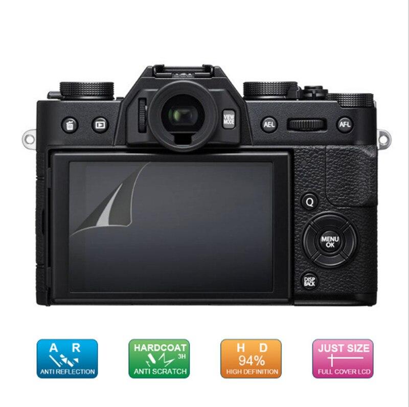 2x Protector de pantalla LCD película protectora para Fujifilm X-T10 X-T20 X-A2 X30 XT10 XT20 XA2 X30 cámara Digital