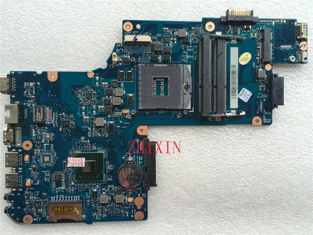Yourui-اللوحة الرئيسية الجديدة H000038360 للكمبيوتر المحمول توشيبا ستالايت, اللوحة الأم HM76 GMA HD4000 DDR3 لوحة رئيسية ، اختبار كامل