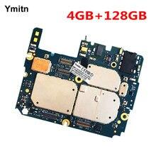 Y mi tn débloqué carte mère 128 GB carte mère avec puces Circuits câble flexible pour Xiao mi 5 S mi 5 S M5S 4 + 128 GB