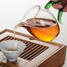 Bouilloire de mesure   Théière transparente multifonction en verre, jus de fruit, lait café tasse de mesure, tasse de vin, décanteur de liqueur, verres de 300ML