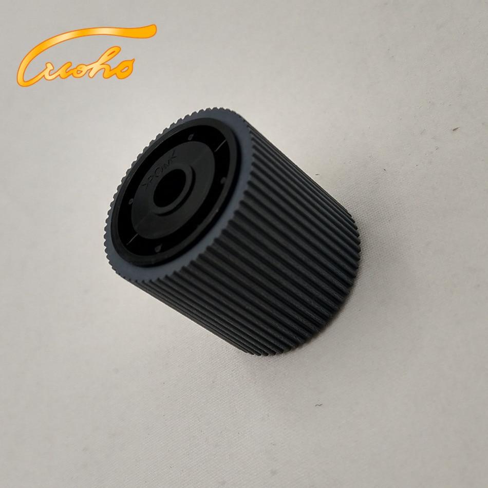 حقيقية A03X565300 Bizhub C6500 اسطوانة تغذية الورق ل كونيكا مينولتا Bizhub 920 1200 1050 LU202 PF601 C6501 C5501 لاقط الأسطوانة