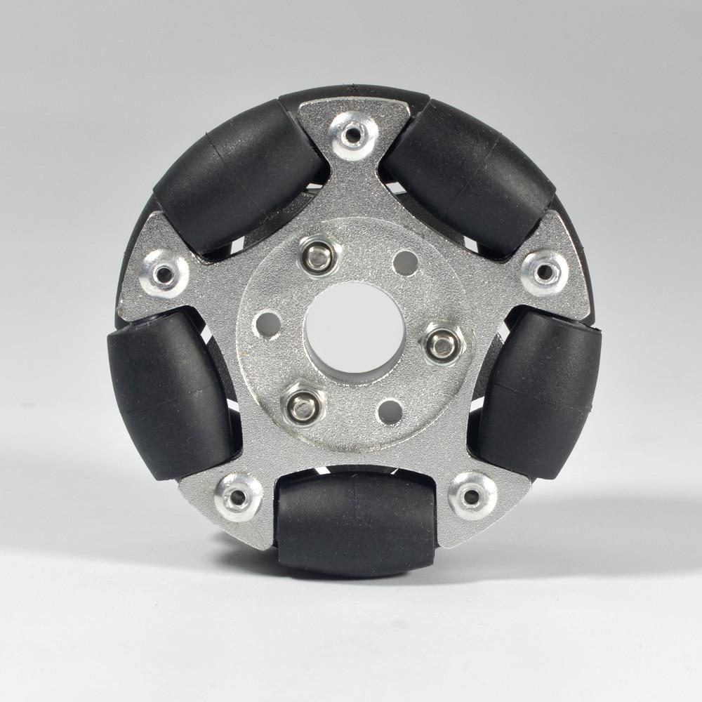 عجلة أومني مزدوجة, 60 مللي متر ، 14145