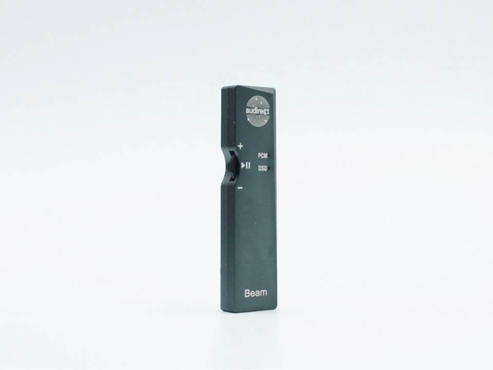 Audirect haz ES9118 DSD128 USB DAC HiFi portátil amplificador de auriculares para IOS/Android/PC (gris)