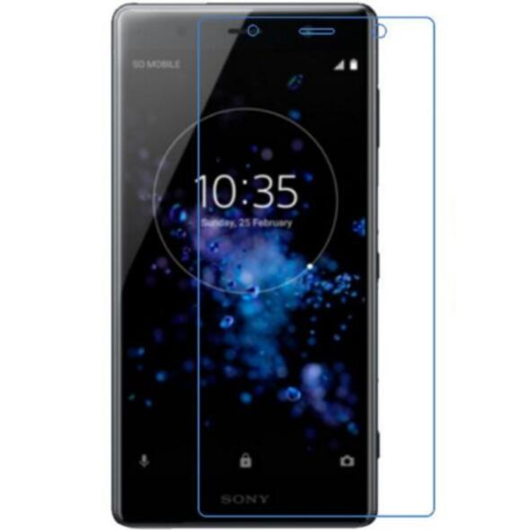 Tempered Glass Screen Protector For Sony Xperia XZ2 Premium 9H Hard Hi-Q 0.3mm 2.5D Explosion Proof