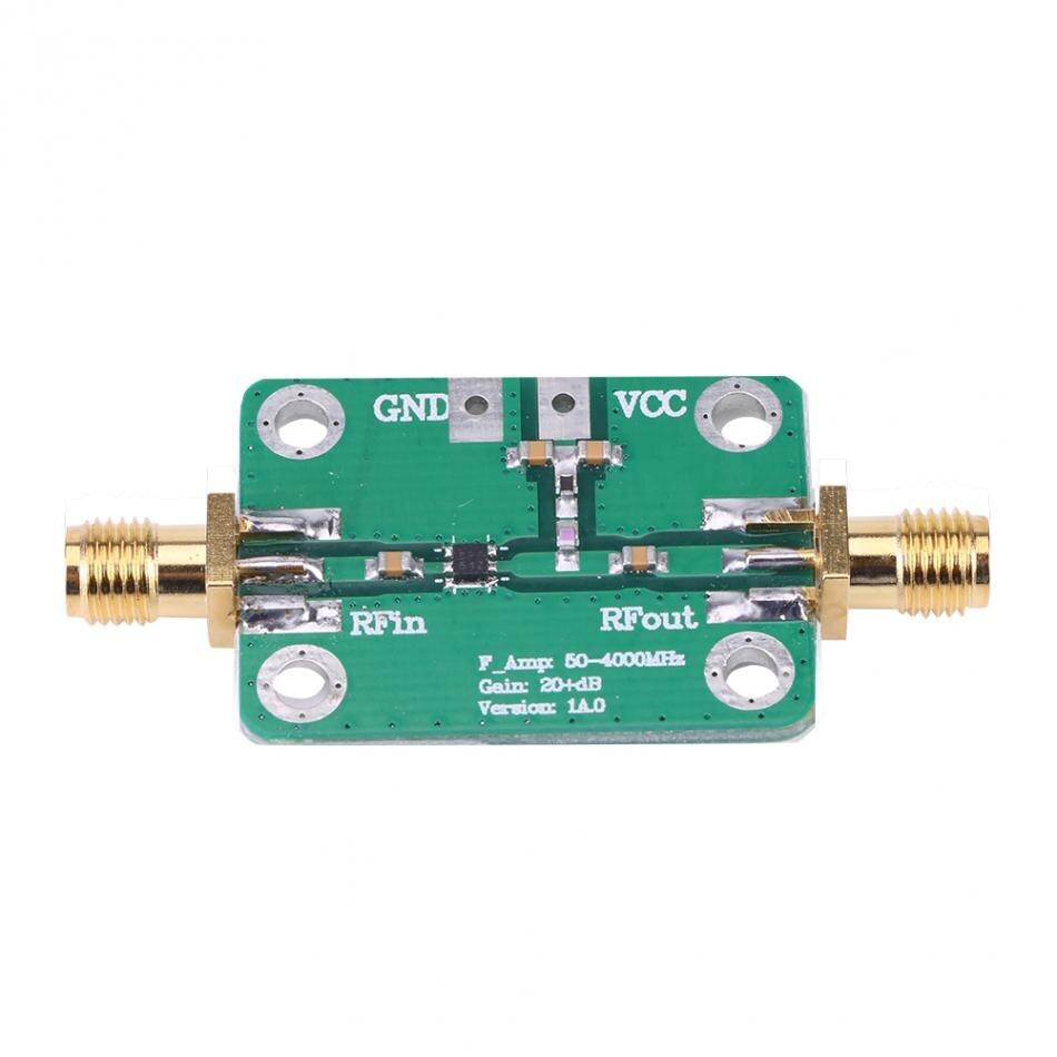 1pc 144 mhz ultra-baixo ruído rf baixo nível de ruído amplificador lna 24db ganho 135 -- 175 mhz acessórios