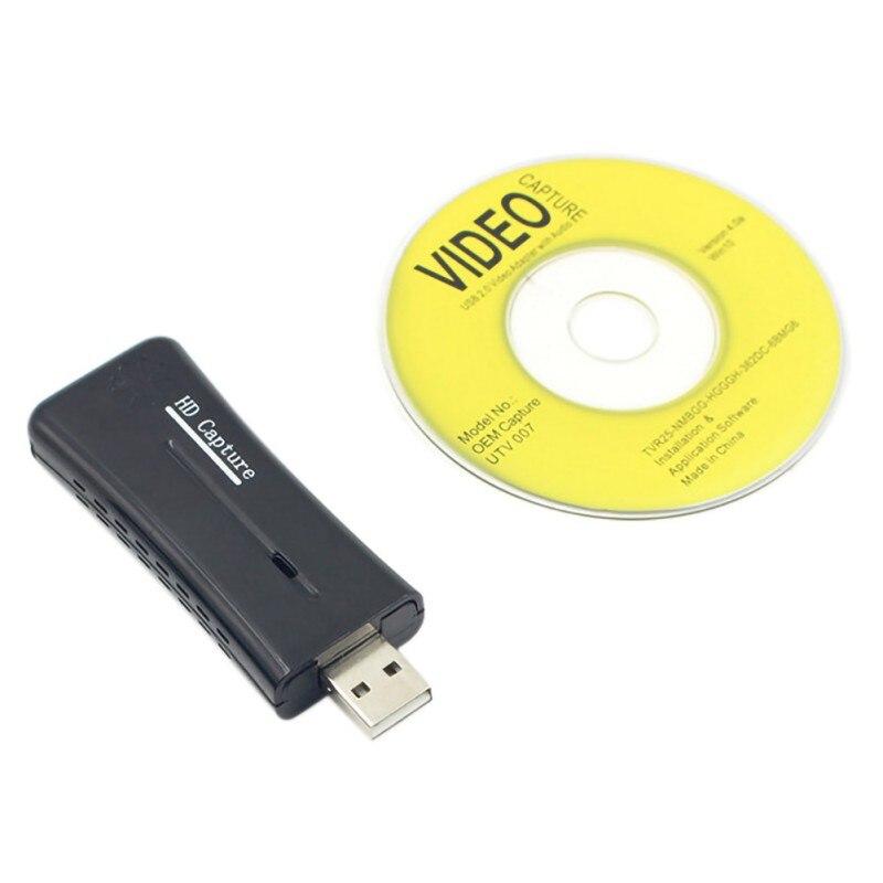 HD карта видеозахвата, USB 2,0 HDMI карты видеозахвата аксессуары для компьютера новейшая HD карта видеозахвата для компьютера