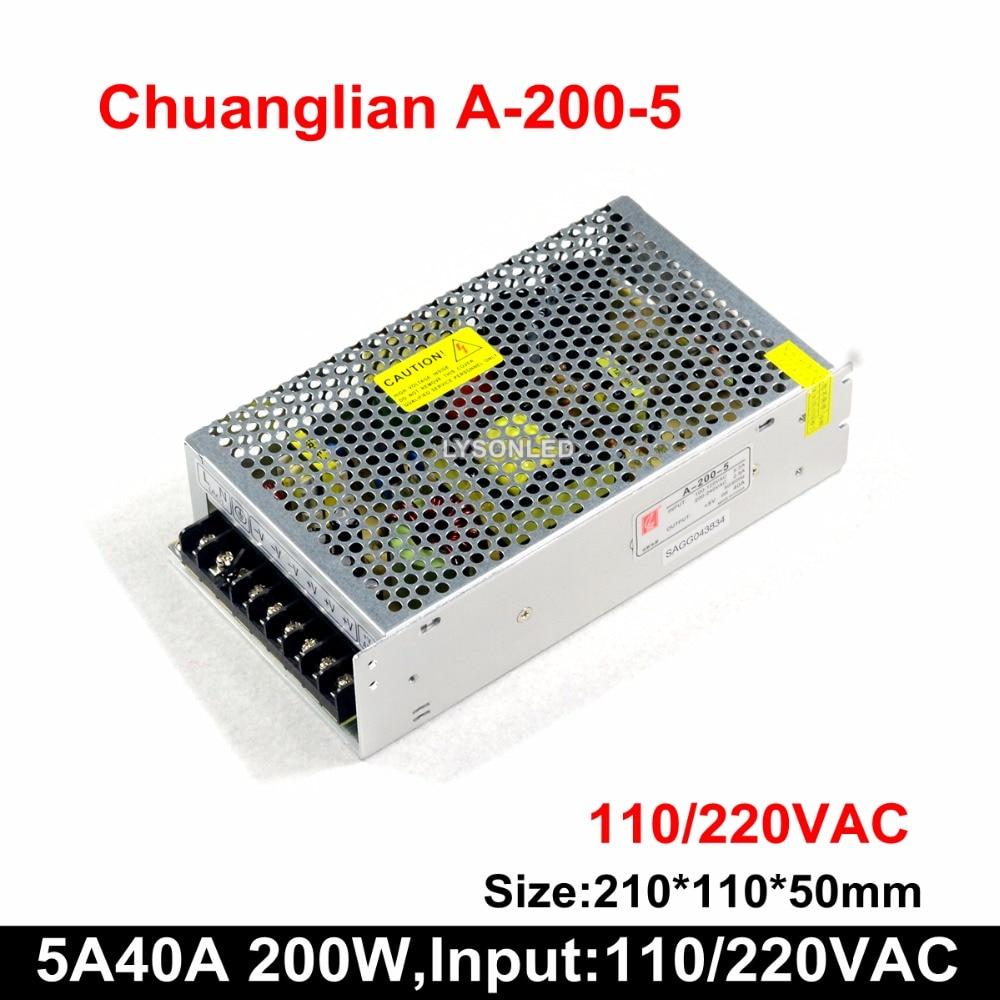 LYSON светодиодный специальное предложение Chuangliang A 200 5 Вт В 40 А импульсный дисплей