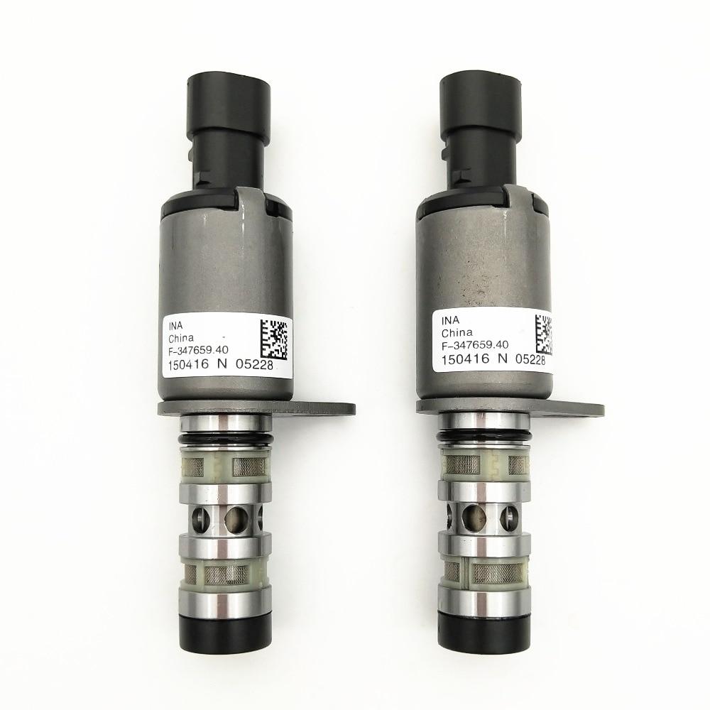 1set Original Camshaft CAM Control Valve Solenoid For Chevrolet Cruze 1.6 1.8 Sonic Epica 1.8  Opel Astra 1.6 1.8  55567050