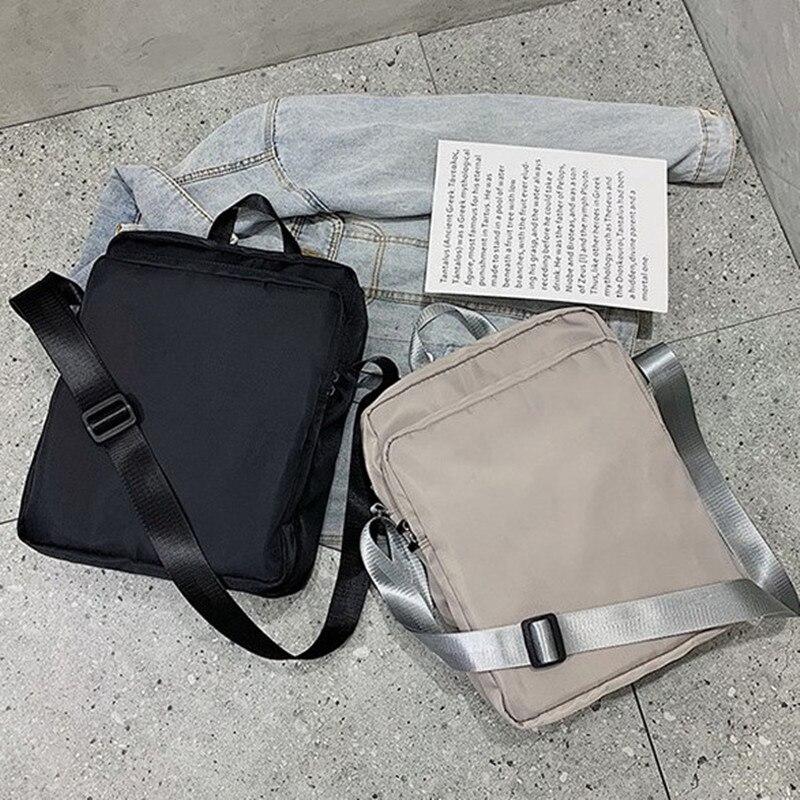 Classic Laptop Tote Bags 14 Inch Women Shoulder Bag 2019 New Nylon Waterproof Laptop Case For Tablet Men Briefcase