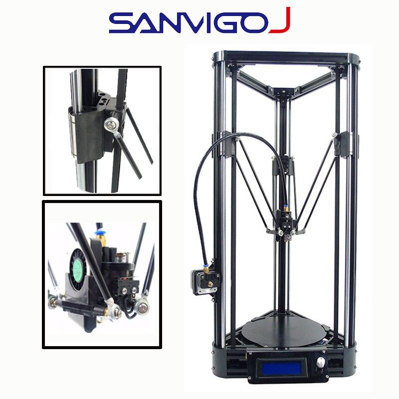 Trabalho de impressão da impressora 3d para sensor nivelamento automático 3 dprinter 0.4mm bocal 3d diy kit pla abs madeira