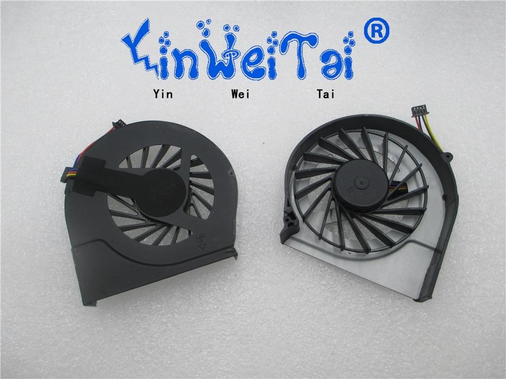 Nuevo ventilador para HP Pavilion G4-2000 G6 G6-2000 G7 g7-2000 G7-2240US G6-2327TX 2146 G4-2219TX KIPO FAR3300EPA 683193-001