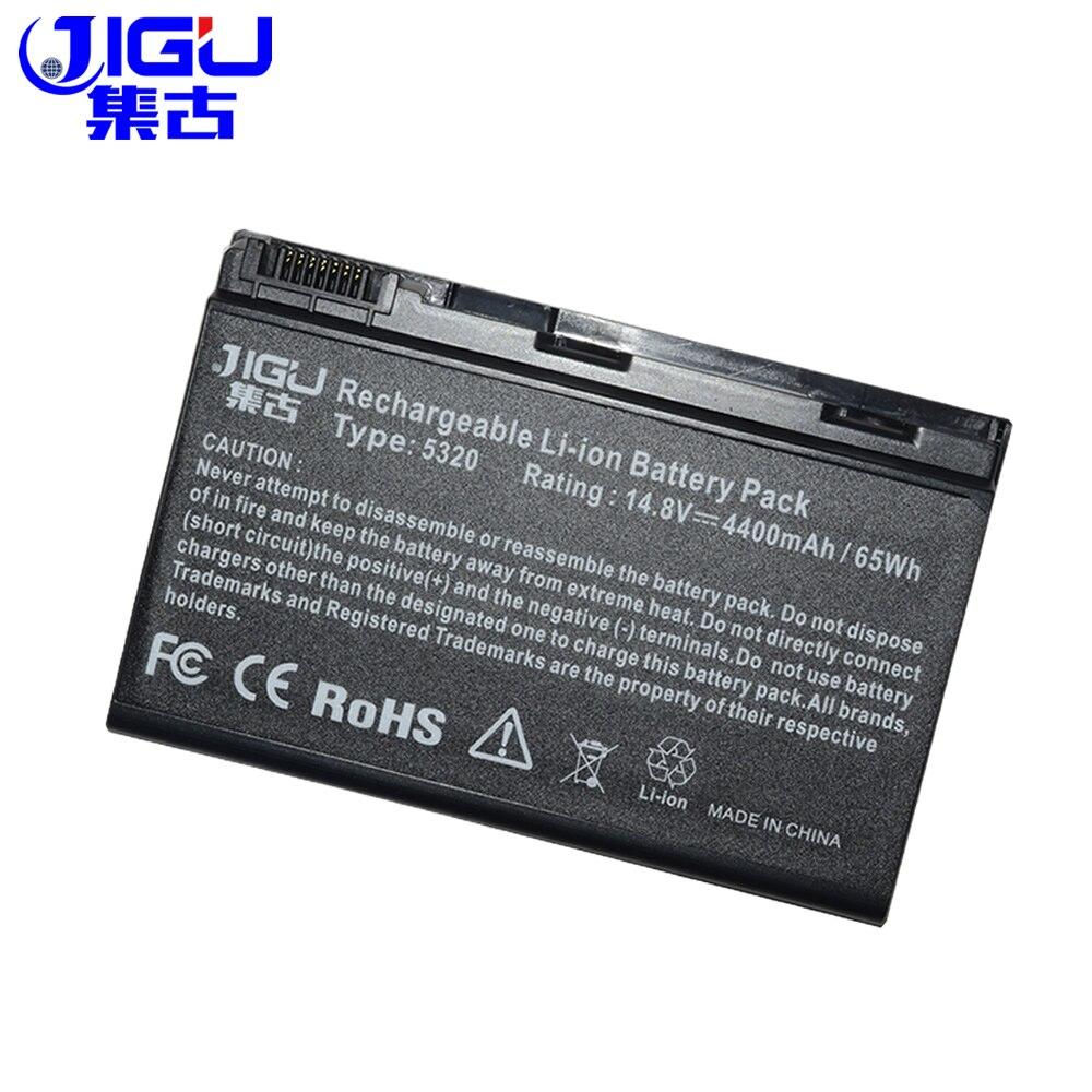JIGU Bateria Do Portátil Para Acer TravelMate 5730 5730 6592G 7220 7220G 7320 7520 7520G 7720 7720G 7720G-602G25N 7520-5594 Grape32
